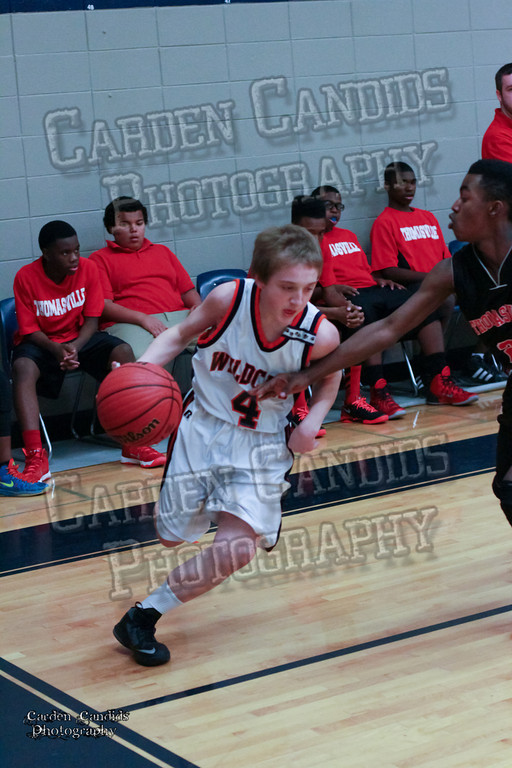 Wildcats Boys vs Thomasville 1-13-14-043