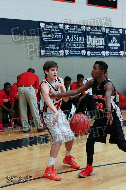 Wildcats Boys vs Thomasville 1-13-14-015
