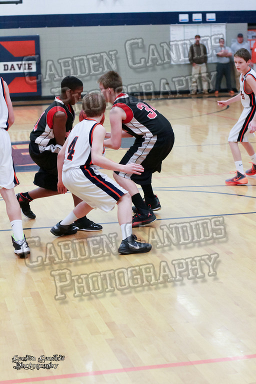 Wildcats Boys vs Thomasville 1-13-14-034