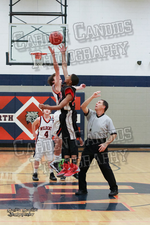 Wildcats Boys vs Thomasville 1-13-14-001