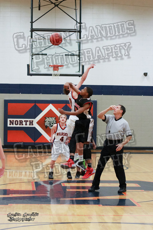 Wildcats Boys vs Thomasville 1-13-14-002