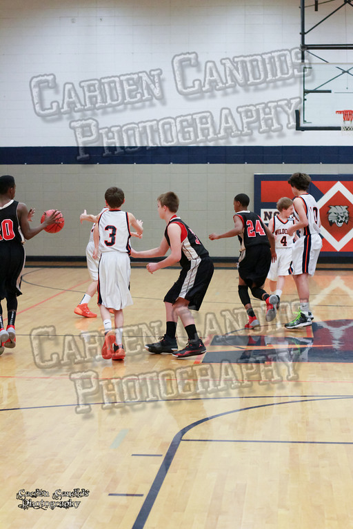 Wildcats Boys vs Thomasville 1-13-14-004