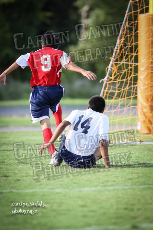 North Davie Boys Soccer vs Forbush 9-11-14-010