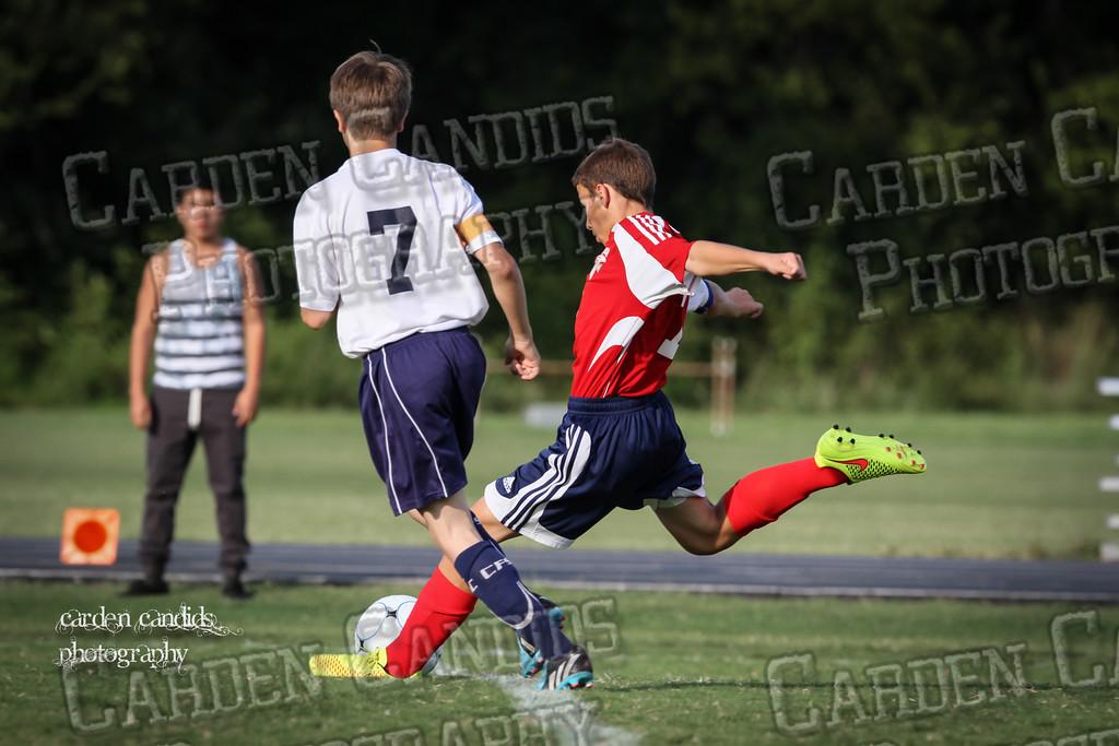 North Davie Boys Soccer vs Forbush 9-11-14-014