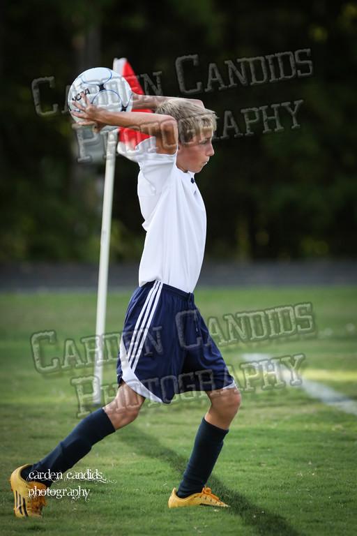North Davie Boys Soccer vs Forbush 9-11-14-047