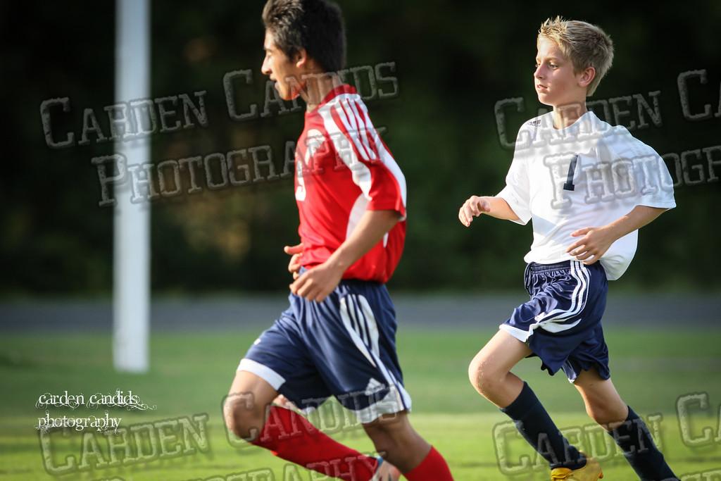 North Davie Boys Soccer vs Forbush 9-11-14-042
