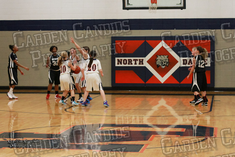 Wildcats Girls vs Thomasville 1-13-14-018