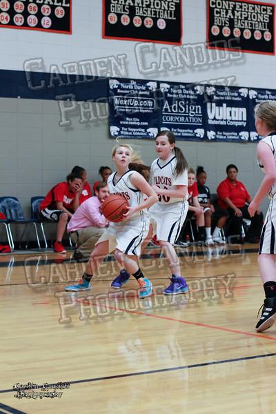Wildcats Girls vs Thomasville 1-13-14-040