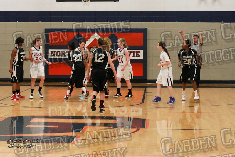 Wildcats Girls vs Thomasville 1-13-14-019