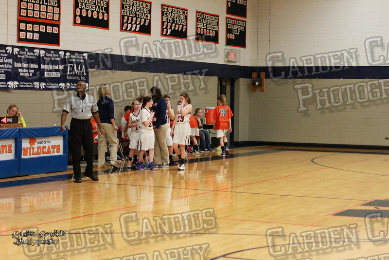 Wildcats Girls vs Thomasville 1-13-14-006