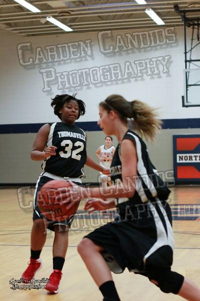 Wildcats Girls vs Thomasville 1-13-14-047