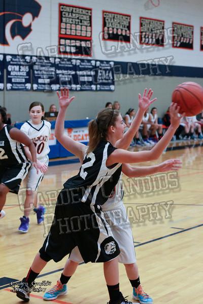 Wildcats Girls vs Thomasville 1-13-14-050