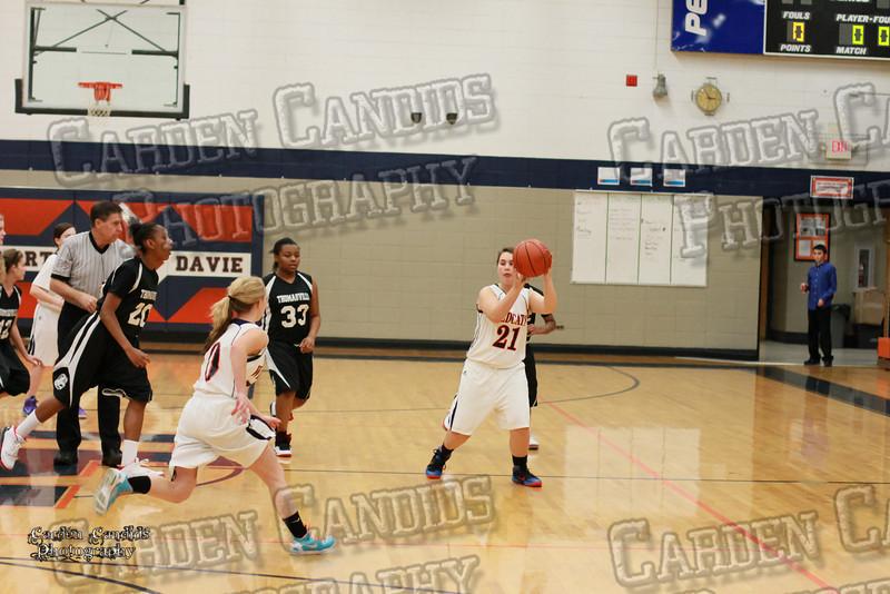 Wildcats Girls vs Thomasville 1-13-14-009
