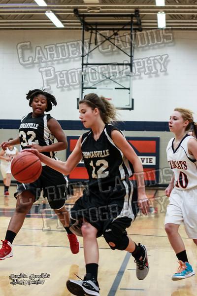Wildcats Girls vs Thomasville 1-13-14-045