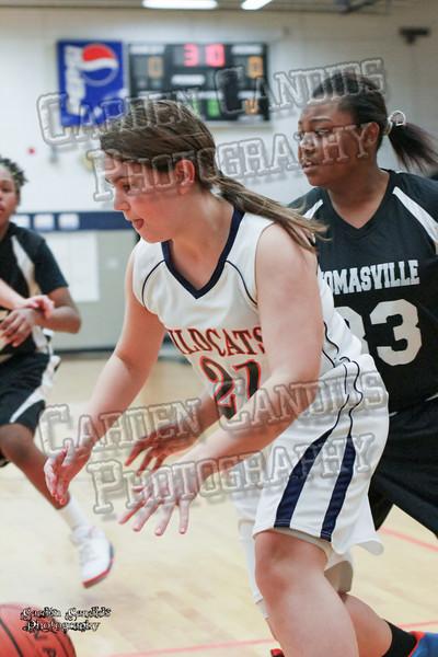 Wildcats Girls vs Thomasville 1-13-14-030