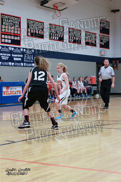 Wildcats Girls vs Thomasville 1-13-14-037
