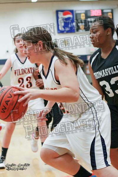 Wildcats Girls vs Thomasville 1-13-14-031