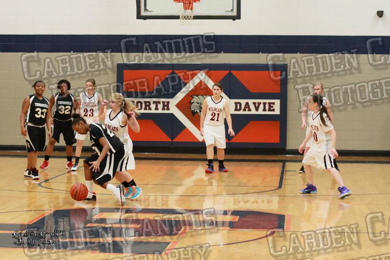 Wildcats Girls vs Thomasville 1-13-14-017