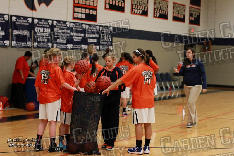 Wildcats Girls vs Thomasville 1-13-14-004