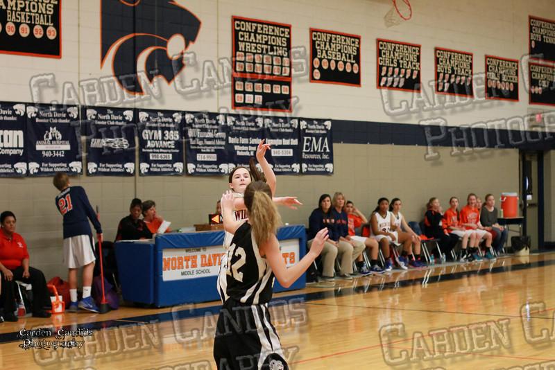 Wildcats Girls vs Thomasville 1-13-14-014