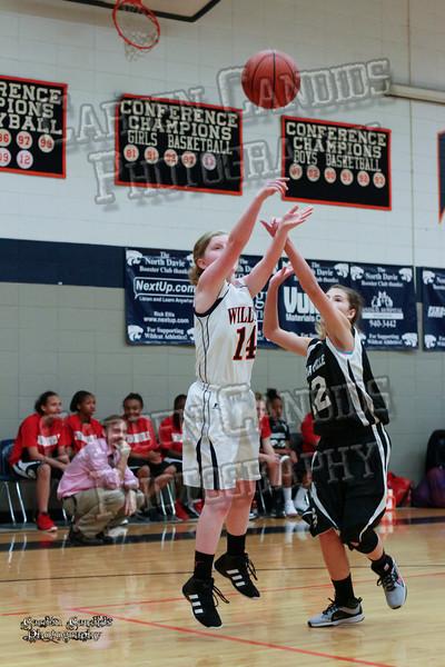 Wildcats Girls vs Thomasville 1-13-14-039
