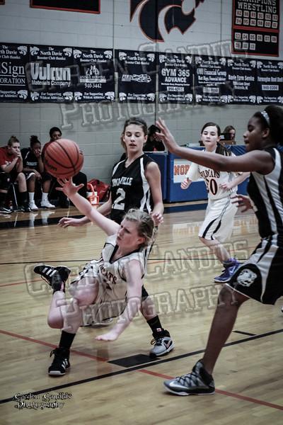 Wildcats Girls vs Thomasville 1-13-14-051
