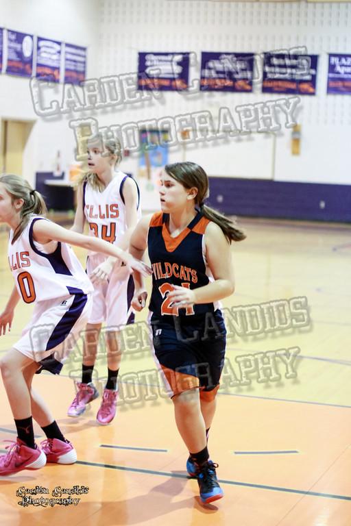 Wildcats Girls vs Ellis 1-16-14-036