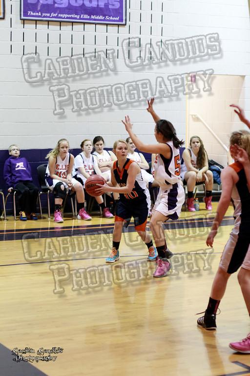 Wildcats Girls vs Ellis 1-16-14-060