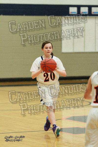 Wildcats Girls vs South Davie 1-27-14-022