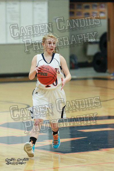 Wildcats Girls vs South Davie 1-27-14-017