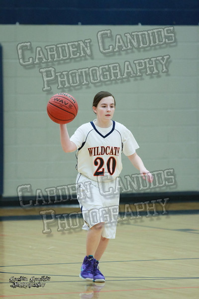Wildcats Girls vs South Davie 1-27-14-020