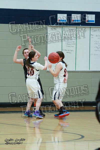 Wildcats Girls vs South Davie 1-27-14-032