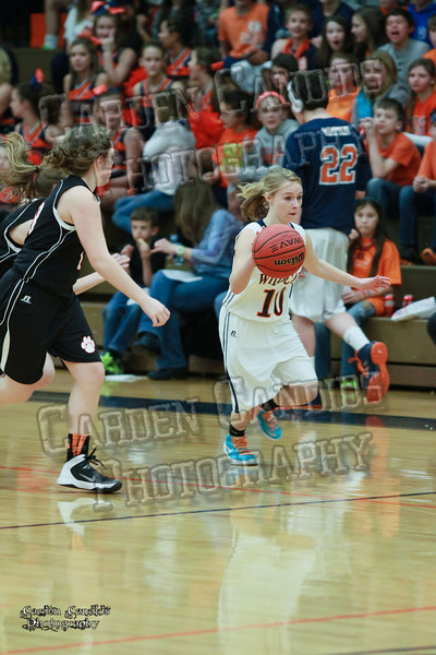 Wildcats Girls vs South Davie 1-27-14-016