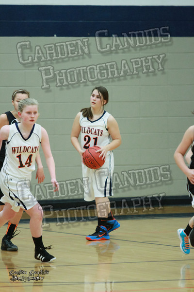 Wildcats Girls vs South Davie 1-27-14-019