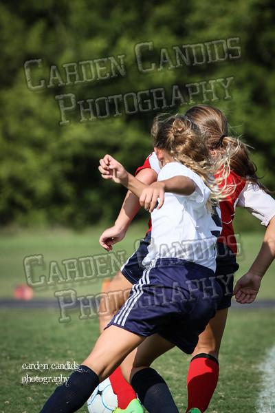North Davie Girls Soccer vs Forbush 9-11-14-063