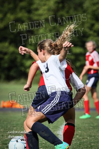 North Davie Girls Soccer vs Forbush 9-11-14-062