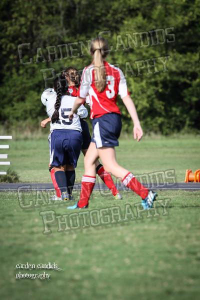 North Davie Girls Soccer vs Forbush 9-11-14-028
