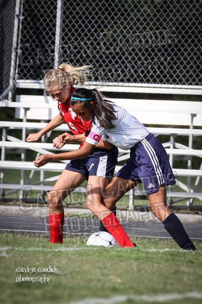 North Davie Girls Soccer vs Forbush 9-11-14-029