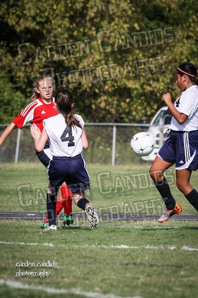 North Davie Girls Soccer vs Forbush 9-11-14-055