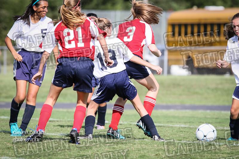 North Davie Girls Soccer vs Forbush 9-11-14-012