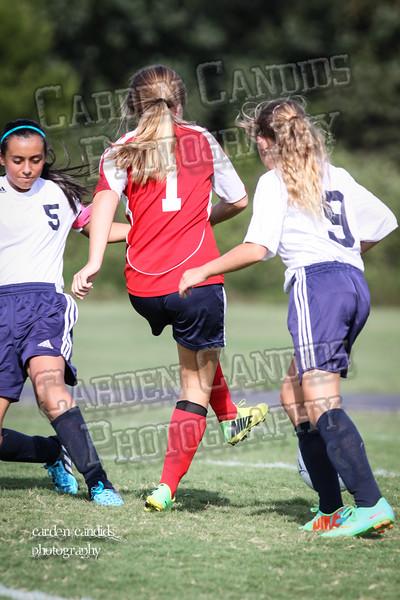 North Davie Girls Soccer vs Forbush 9-11-14-005