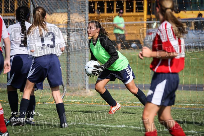 North Davie Girls Soccer vs Forbush 9-11-14-034