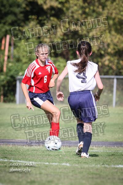 North Davie Girls Soccer vs Forbush 9-11-14-053