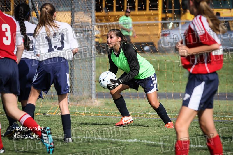 North Davie Girls Soccer vs Forbush 9-11-14-033