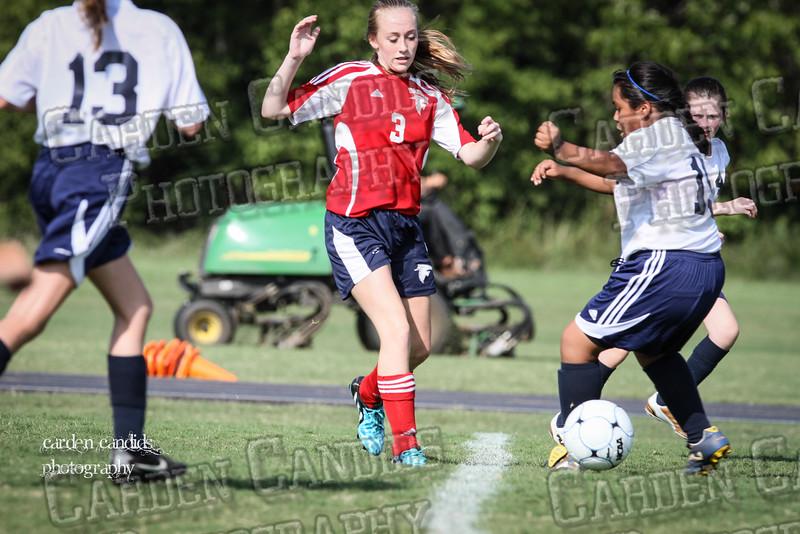 North Davie Girls Soccer vs Forbush 9-11-14-017