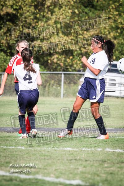 North Davie Girls Soccer vs Forbush 9-11-14-056