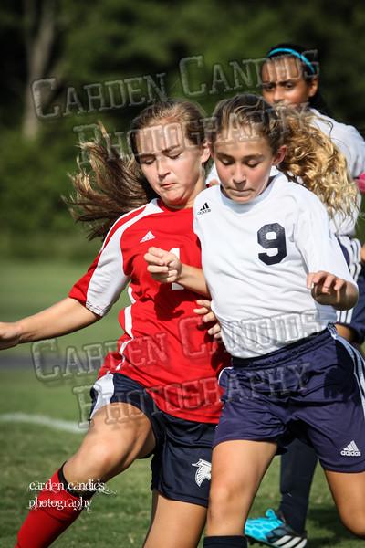 North Davie Girls Soccer vs Forbush 9-11-14-008