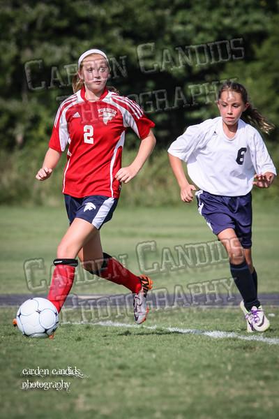 North Davie Girls Soccer vs Forbush 9-11-14-058