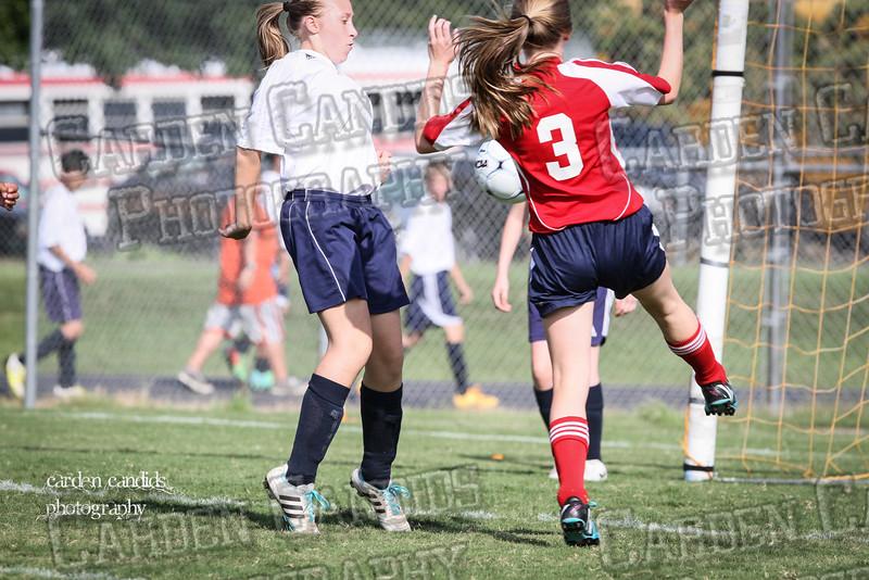North Davie Girls Soccer vs Forbush 9-11-14-045