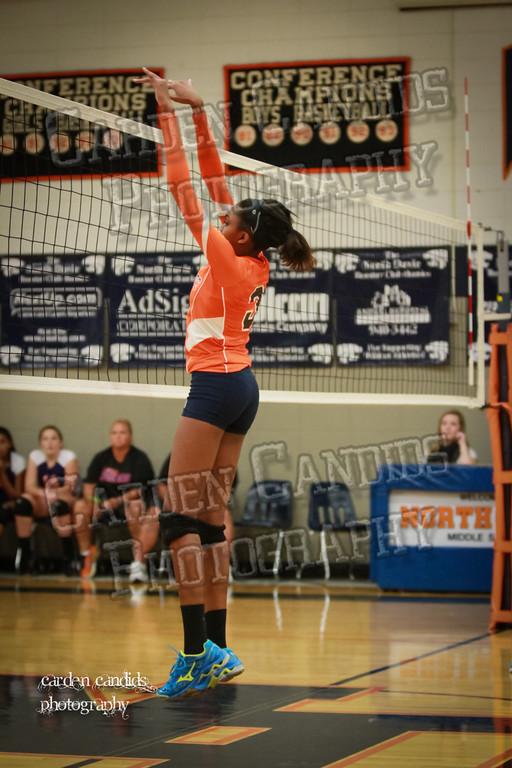 ND JV Volleyball vs Ellis-9-8-14-014